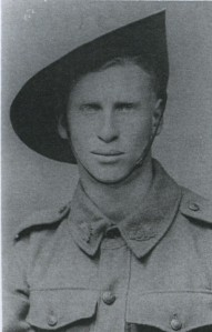 John Hore-Lacy, before going to fight the Japanese at Tarakan and Balikpapan.