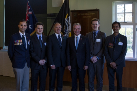 Thistle Productions with John Weeks and Dr Brendan Nelson